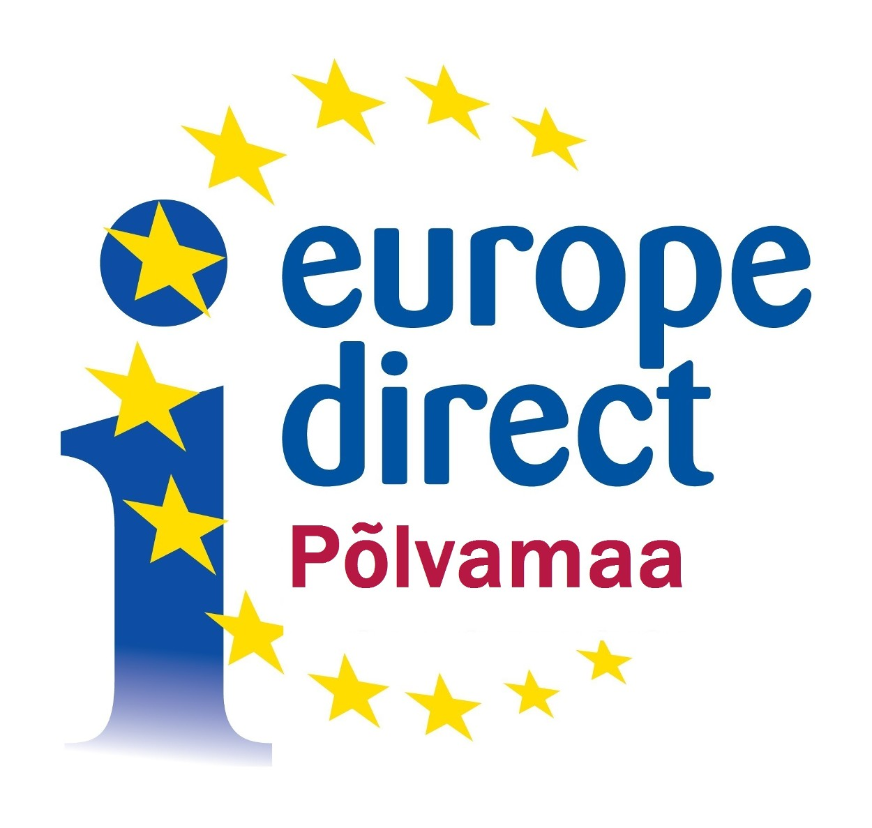 Europe Direct Põlvamaa logo
